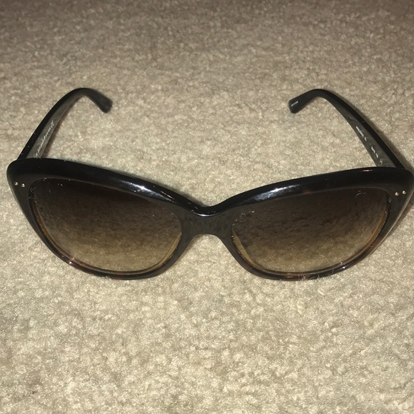 8824bf6c4f0 kate spade Accessories - Kate Spade Angelique Brown Sunglasses Tortoise